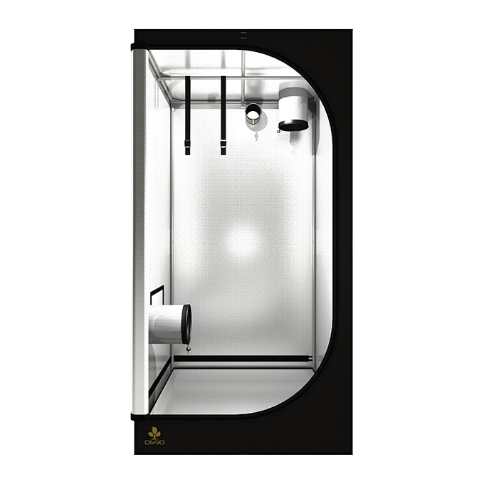Dark Street DS90   90x90x170cm – Secret Jardin